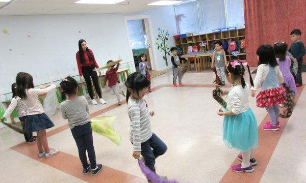 Music & Dance class
